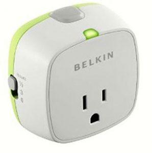 Belkin Conserve Socket Energy Saving Outlet WithTimer